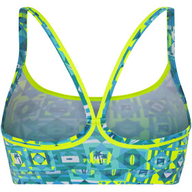 Funkita Sports Top Women Lime Light